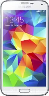 Flipkart offers on Mobiles - Samsung Galaxy S5 (Shimmery White, 16 GB) 2 GB RAM