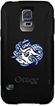 Amazon offers on Mobiles - OtterBox Samsung Galaxy S5 Black Commuter Series Case with North Carolina Ram Head Design by Coveroo