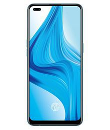 Snapdeal offers on Mobiles - Oppo F17 Pro ( 128GB , 8 GB ) Magic Blue
