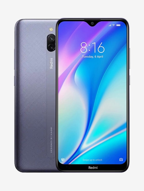 Tata Cliq offers on Mobiles - Xiaomi Redmi 8A Dual 64 GB (Midnight Grey) 3 GB RAM, Dual SIM 4G