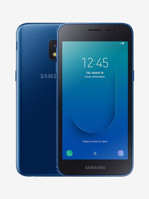 Tata Cliq offers on Mobiles - Samsung Galaxy J2 Core 2020 16 GB (Blue) 1 GB RAM, Dual SIM 4G