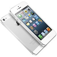 Shopclues offers on Mobiles - APPLE IPHONE 5 64GB WHITE (REFURBISHED)