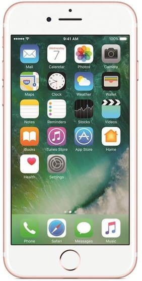 Paytmmall offers on Mobiles - Apple iPhone 7 32 GB Rose Gold