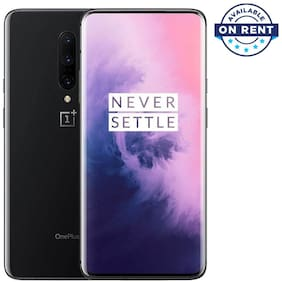 Paytmmall offers on Mobiles - Oneplus 7 pro (6+128 GB) - Mirror Gray (On Rent)