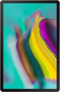 Flipkart offers on Mobiles - Samsung Galaxy Tab S5E LTE 4GB RAM 64 GB ROM 10.5 inch with Wi-Fi+4G Tablet (Gold)