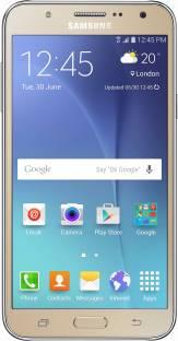 Flipkart offers on Mobiles - Samsung Galaxy J7 (Gold, 16 GB) 1.5 GB RAM