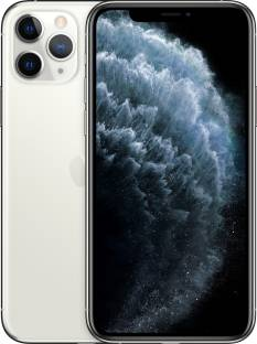Flipkart offers on Mobiles - Apple iPhone 11 Pro Max (Silver, 256 GB)