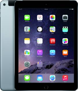 Flipkart offers on Mobiles - Apple iPad Air 2 16 GB 9.7 inch with Wi-Fi+4G
