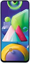 Amazon offers on Mobiles - Samsung Galaxy M21 (Iceberg Blue, 4GB RAM, 64GB Storage)
