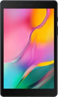 Flipkart offers on Mobiles - Samsung Galaxy Tab A 8.0 2GB RAM 32 GB ROM 8 inch with Wi-Fi+4G Tablet (Black)