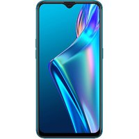 Shopclues offers on Mobiles - OPPO A12 (Blue, 4GB RAM, 64GB Storage)
