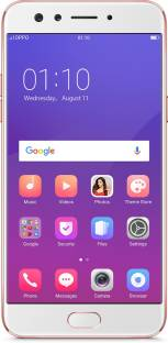 Flipkart offers on Mobiles - OPPO F3 Deepika Padukone Limited Edition (Rose Gold, 64 GB) 4 GB RAM