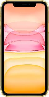Flipkart offers on Mobiles - Apple iPhone 11 (Yellow, 128 GB)