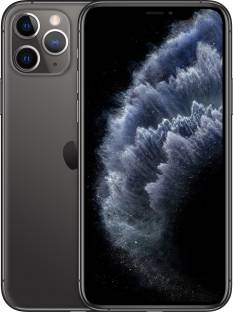 Flipkart offers on Mobiles - Apple iPhone 11 Pro Max (Space Grey, 512 GB)