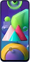 Amazon offers on Mobiles - (Renewed) Samsung Galaxy M21 (Midnight Blue, 6GB RAM, 128GB Storage)