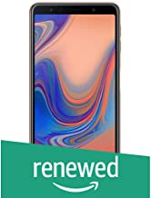 Amazon offers on Mobiles - (Renewed) Samsung Galaxy A7 SM-A750FZDDINS (Gold, 4GB RAM, 64GB Storage) Without Offer
