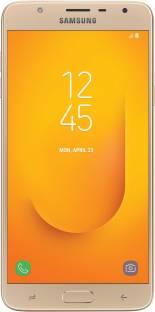 Flipkart offers on Mobiles - Samsung Galaxy J7 Duo (Gold, 32 GB) 4 GB RAM