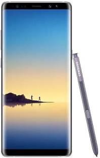 Flipkart offers on Mobiles - Samsung Galaxy Note 8 (Orchid Grey, 64 GB) 6 GB RAM