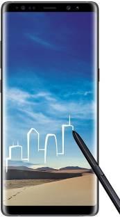 Flipkart offers on Mobiles - Samsung Galaxy Note 8 (Midnight Black, 64 GB) 6 GB RAM