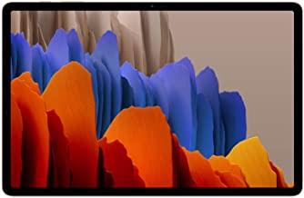 Amazon offers on Mobiles - Samsung Galaxy Tab S7 Plus (12.4 inch, Wi-Fi + LTE, 6 GB RAM, 128 GB Internal, Mystic Bronze)
