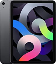 Amazon offers on Mobiles - New Apple iPad Air (10.9-inch, Wi-Fi, 256GB) - Space Grey (Latest Model, 4th Generation)