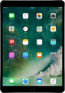Flipkart offers on Mobiles - Apple iPad Pro 256 GB ROM 10.5 inch with Wi-Fi+4G (Space Grey)