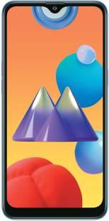 Flipkart offers on Mobiles - Samsung Galaxy M01s (Light Blue, 32 GB) 3 GB RAM