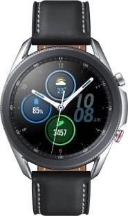 Flipkart offers on Mobiles - Samsung Galaxy Watch 3 45 mm LTE Smartwatch Black Strap, Regular