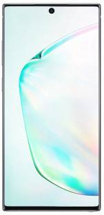 Flipkart offers on Mobiles - Samsung Galaxy Note 10 Plus (Aura Glow, 512 GB) 12 GB RAM
