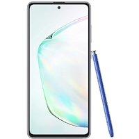 Shopclues offers on Mobiles - Samsung Galaxy Note10 Lite (Aura Glow, 6GB RAM, 128GB Storage)