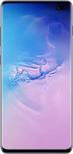 Flipkart offers on Mobiles - Samsung Galaxy S10 Plus (Prism Blue, 128 GB) 8 GB RAM