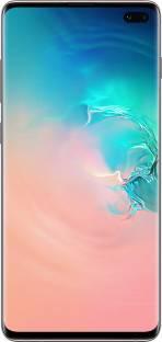 Flipkart offers on Mobiles - Samsung Galaxy S10 Plus (Ceramic White, 1 TB) 12 GB RAM