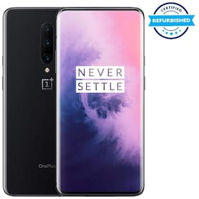 Paytmmall offers on Mobiles - Refurbished OnePlus 7 Pro 8 GB 256 GB Mirror Grey (Grade: Excellent)