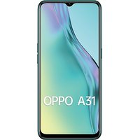 Shopclues offers on Mobiles - OPPO A31 (Lake Green, 128 GB) (6 GB RAM)