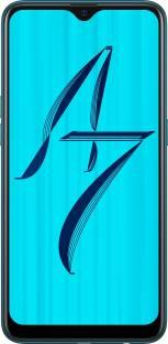 Flipkart offers on Mobiles - OPPO A7 (Glaze Blue, 64 GB) 4 GB RAM