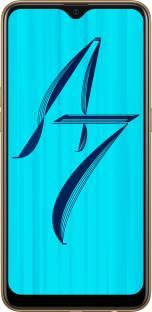 Flipkart offers on Mobiles - OPPO A7 (Glaring Gold, 64 GB) 4 GB RAM