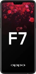 Flipkart offers on Mobiles - OPPO F7 (Black, 64 GB) 4 GB RAM