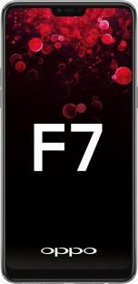 Flipkart offers on Mobiles - OPPO F7 (Silver, 64 GB) 4 GB RAM