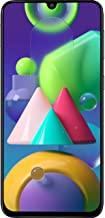 Amazon offers on Mobiles - (Renewed) Samsung Galaxy M21 (Raven Black, 6GB RAM, 128GB Storage)