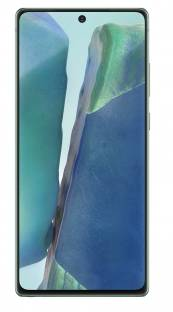 Flipkart offers on Mobiles - Samsung Galaxy Note 20 (Mystic Green, 256 GB) 8 GB RAM
