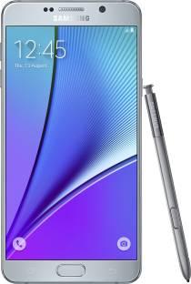 Flipkart offers on Mobiles - Samsung Galaxy Note 5 (Dual Sim) (Silver Titanium, 32 GB) 4 GB RAM