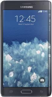 Flipkart offers on Mobiles - Samsung Galaxy Note Edge (Charcoal Black, 32 GB) 3 GB RAM