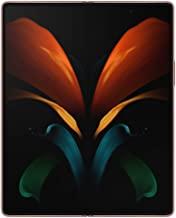 Amazon offers on Mobiles - Samsung Galaxy Z Fold2 5G (Mystic Bronze, 12GB RAM, 256GB Storage) with No Cost EMI/Additional Exchange Offers