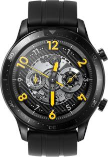 Flipkart offers on Mobiles - realme Watch S Pro Black Strap, Regular