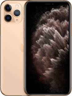 Flipkart offers on Mobiles - Apple iPhone 11 Pro Max (Gold, 64 GB)