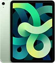 Amazon offers on Mobiles - New Apple iPad Air (10.9-inch, Wi-Fi + Cellular, 64GB) - Green (Latest Model, 4th Generation)