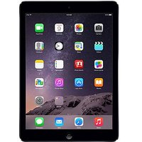 Shopclues offers on Mobiles - Apple Ipad Air 128 Gb Wifi Cellular Refurbished Phone (6 Months Seller Warranty)
