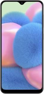 Flipkart offers on Mobiles - Samsung Galaxy A30s (Prism Crush White, 128 GB) 4 GB RAM