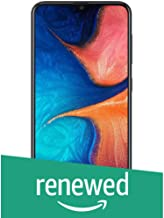 Amazon offers on Mobiles - (Renewed) Samsung Galaxy A20 (Black, 3GB RAM, 32GB Storage) with No Cost EMI/Additional Exchange Offers