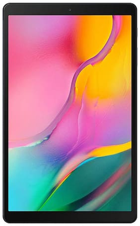 Paytmmall offers on Mobiles - Samsung Galaxy Tab A 10.1 inch 32 GB Wi-Fi + 4 G Volte Tablet - Black